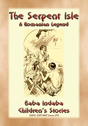 THE SERPENT ISLE - A Story of an Adventure during Ovid's Exile: Baba Indaba Children's Stories - Issue (Serpent Salt)
