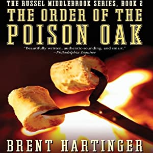 The Order of the Poison Oak Audiobook