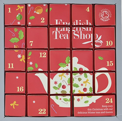 (English Tea Shop - Advent Calendar - Tea Pot - 48g)