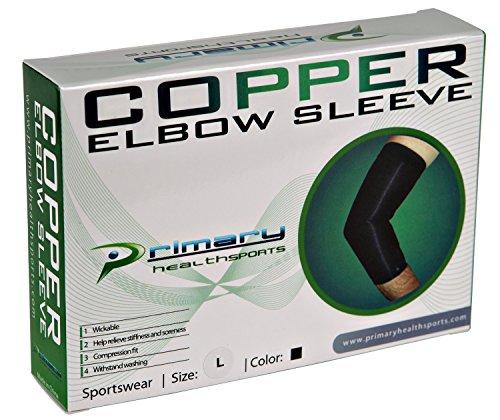 Copper Elbow Sleeve
