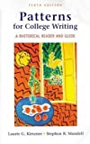 Patterns for College Writing, 10th Edition (paperback) / Easy Writer, 3rd Edition (spiral bound)