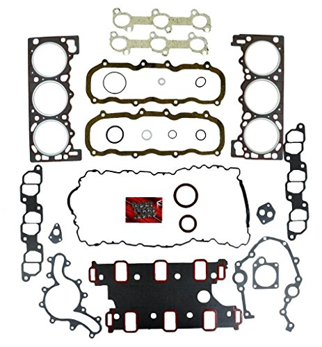 Diamond Power Full Gasket Set works with Ford Aerostar Explorer Ranger Mazda Navajo B4000 4.0L V6 4015CC OHV 12V (244) VIN CODE X