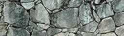 Silver Rock / Stone Aquarium Background 21\