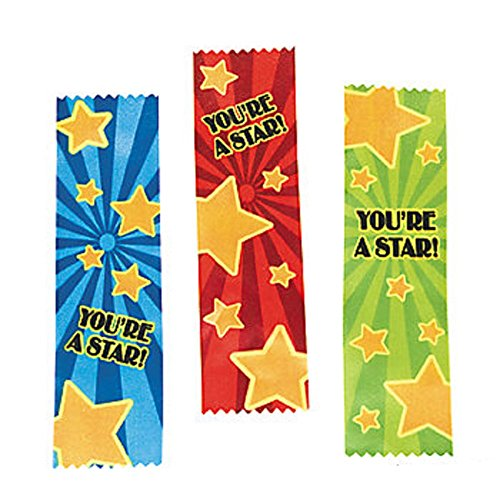 Satin Youre Award Ribbons Approx