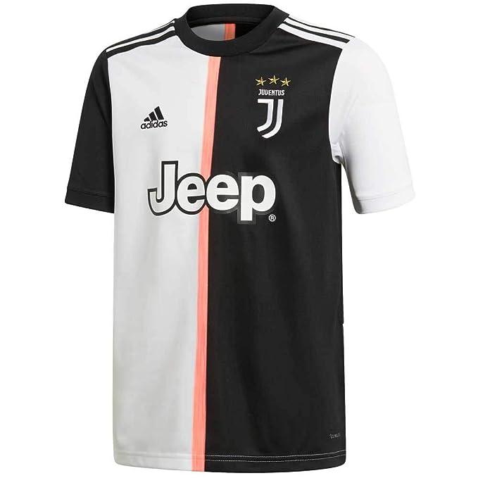 Amazon.com: adidas Kids Juventus Home Jersey 2019-20: Clothing