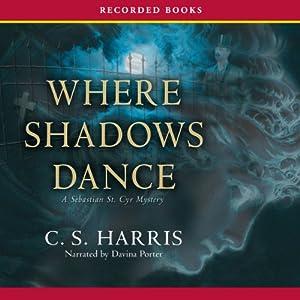 Where Shadows Dance Audiobook