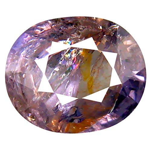 - 1.95 ct Oval Cut (8 x 7 mm) Unheated/Untreated Blue Sapphire Natural Genuine Loose Gemstone