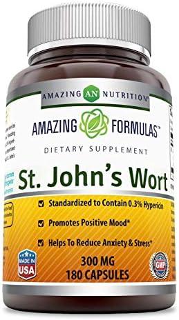 Amazing Nutrition St Johns Wort product image