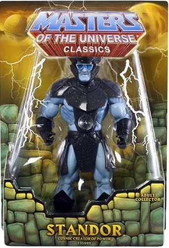 - Stan Lee's Comikaze 2013 Exclusive Mattel Masters of the Universe Stan Lee as Standor Action Figure