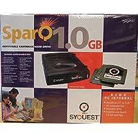 SyQuest SparQ - Disk drive - SparQ ( 1 GB ) - IDE - internal - 3.5 - white