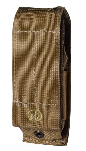 037447268120 - Leatherman - MUT Multi-Tool, Black with Molle Brown Sheath carousel main 2