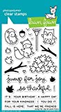 Lawn Fawn Clear Stamp Jump For Joy