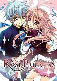 Kiss of Rose Princess, tome 4 par Aya Shouoto