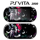 Decorative Video Game Skin Decal Cover Sticker for Sony PlayStation PS Vita Slim (PCH-2000) - Accel World