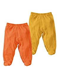 Babysoy Eco Essential Footie Pants Set