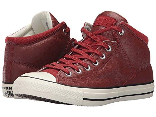 Converse Menns Chuck Taylor All Star Gate Hi - Ramlet Skinn Sneaker Kobber