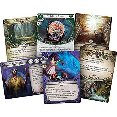 Arkham Horror LCG: The Dream-Eaters: Toys & Games