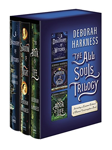 The All Souls Trilogy Boxed Set: A Discovery of Witches/Shadow of Night/The Book of Life [With Diana's Commonplace Book Ltd/E] by Deborah Harkness (30-Oct-2014) Hardcover