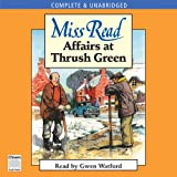 Affairs at Thrush Green by Miss Read front cover