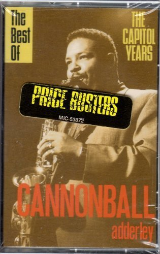 Best of Cannonball Adderley Capitol Y by Cannonball Adderley (1991-03-26)