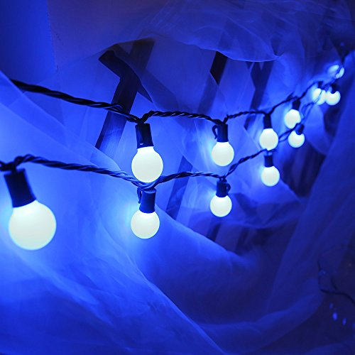 Blue Led Christmas Lights Burn Out