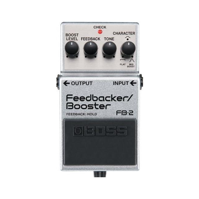 エフェクター画像 BOSS FB-2 Feedbacker/Booster