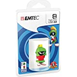 Looney Tunes USB Flash Drive 8GB Stick 3D Design Cinema Stars  Marvin the Martian  - L 107 - Episode / Edition 2