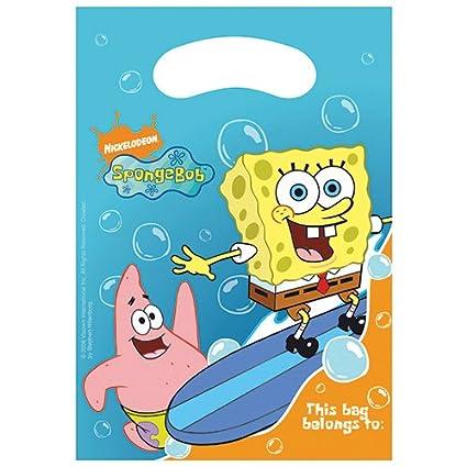 Nickelodeon - Pancarta para Fiestas Bob Esponja (71556)
