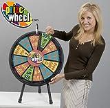 Marketing Holders Black Mini Prize Wheel