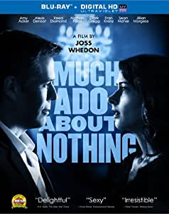 Much Ado About Nothing [Blu-ray + Digital]