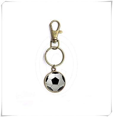 Heng Yuan Cheng Llavero de balón de fútbol, Llavero de ...