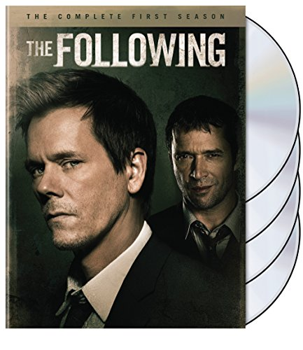 The Following: The Complete First Season (Boxed Set, Subtitled, 4PC)