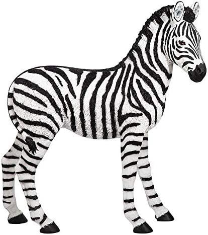 Design Toscano NG32550 Zairen Zebra Statue,Full Color