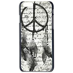 Fashion Dream Catcher Dream Alive Plastic Hard Case Cover Back Skin Protector For Apple iPhone 6G Plus 5.5 by Alexism Size24