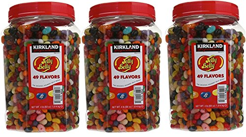 Signature Jelly Belly Jelly Beans, 3Pack