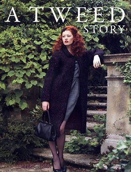 Debbie Bliss Knitting Pattern Book A Tweed Story