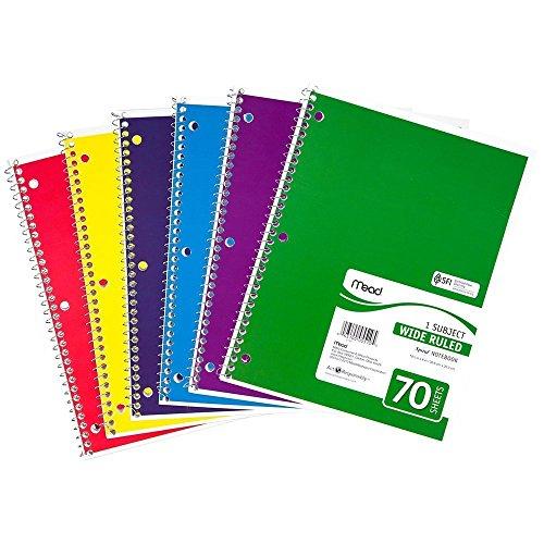 1 Subject Notebook Sale - 6