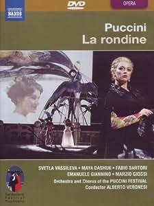 Puccini: La Rondine [Import]