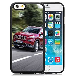 New Personalized Custom Designed For iPhone 6 4.7 Inch TPU Phone Case For 2014 Jeep Cherokee Phone Case Cover