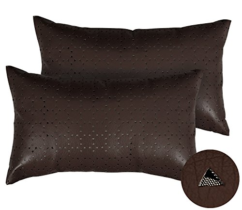 Deconovo Decorative Triangle Perforated Pattern Luxury Solid