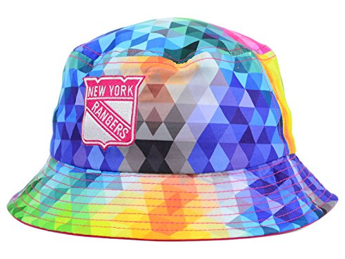 New York Rangers NHL New Era Youth Gem Bucket Mulit-coloured - York Gems New