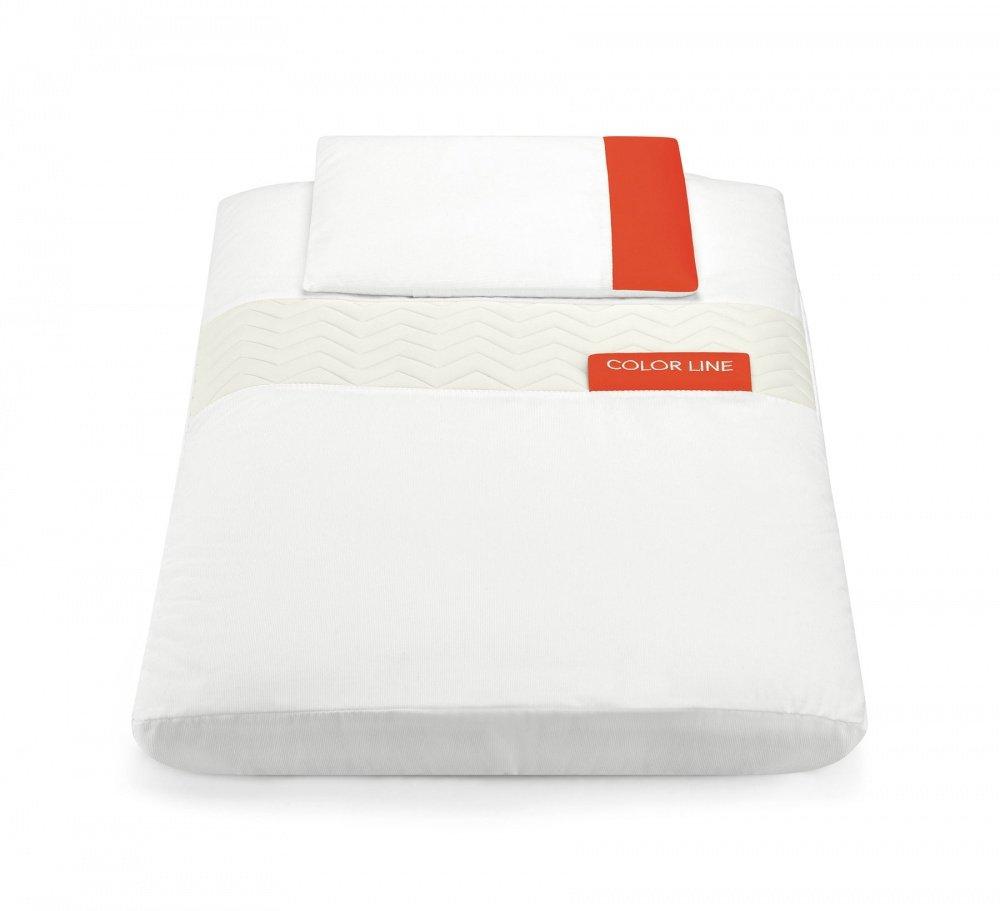 CAM Il mondo del bambino Art926BR Kit Tessile Bianco//Rossa