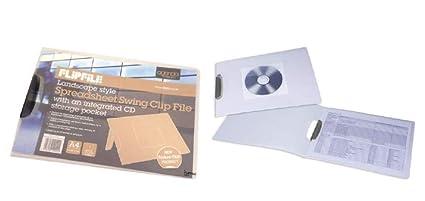 Amazon.com : 10 Pack of Flipfile Agenda Landscape ...