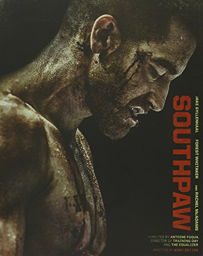 Southpaw Steelbook-Blu-ray + DVD + Ultraviolet