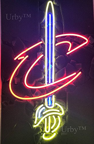 Urby™ 19×14 Sports Team CCs Custom Handmade Glass Tube Neon Light Sign 3-Year Warranty-Unique Artwork! U253