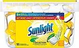 Best Dishwasher Detergents - Sunlight , Sunlight lemon fresh dishwasher pacs 95 Review