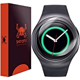 Samsung Gear S2 Screen Protector (42mm), Skinomi® TechSkin (6-Pack) Full Coverage Screen Protector for Samsung Gear S2 Clear HD Anti-Bubble Film - with Lifetime Warranty