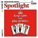 Englisch lernen Audio - Politiker-Quiz Hörbuch von  div. Gesprochen von:  div.