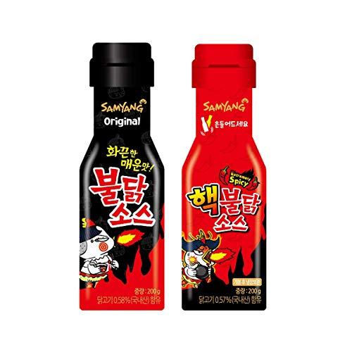 Fire Hot Sauce - 1