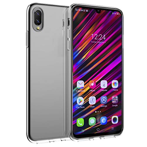 AICEDA for Vivo V11 Pro Carry Case Shockproof Case Cell Phone Cases - Transparency